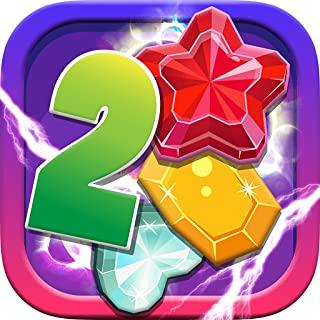 Magic Jewel Mystery - A Fun & Addictive Line Puzzle Game (brain Relaxing Games)