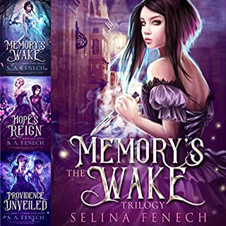 Memory's Wake Omnibus: The Complete YA Fantasy Series cover art