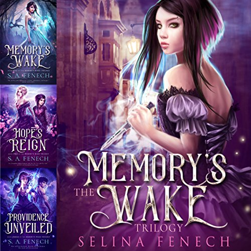 Memory's Wake Omnibus: The Complete YA Fantasy Series     Memory's Wake Trilogy, Book 4              By:                                                                                                                                 Selina Fenech                               Narrated by:                                                                                                                                 Em Eldridge                      Length: 27 hrs and 56 mins     5 ratings     Overall 4.6