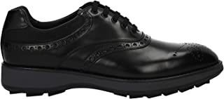 Men's 2EE260 Full Brogue Leather Business Shoes