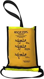 Rescue Steps - for Duck Hunting, Jon Boats, Aluminum Skiff - Permanent or Emergency Ladder