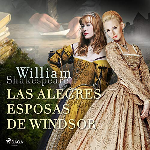 Las alegres esposas de Windsor [Dramatizado] audiobook cover art