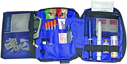 Medicool DIA-PAK Deluxe Diabetic Supply Organizer 1 Each