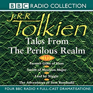 Tales from the Perilous Realm (Dramatised) Titelbild