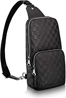 3dd6cf7cf57f Amazon.com: louis vuitton - Messenger Bags / Luggage & Travel Gear ...