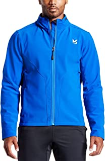 Mission Men's VaporActive Catalyst Jacket, Lapis Blue/Moonless Night, Small