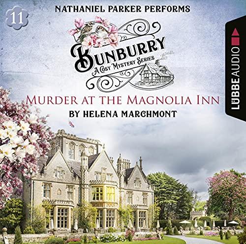 Murder at the Magnolia Inn cover art