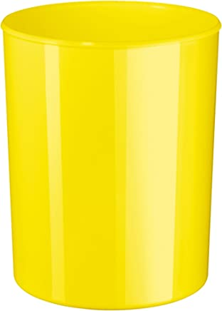 YOU339 10L PU Leder M/ülleimer Papierkorb mit Motiv Sonnenuntergang Pferd f/ür B/üro,Badezimmer,Wohnzimmer und Mehr