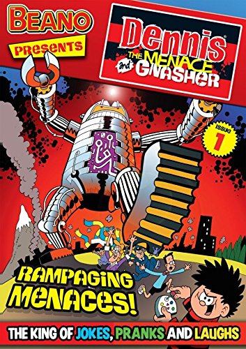 The Beano presents Dennis the Menace and Gnasher #1: Rampaging Menaces (English Edition)