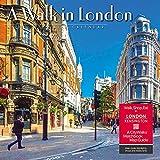 A Walk in London 2022 Wall Calendar
