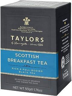 Taylors of Harrogate Scottish Breakfast, 20 Count(Pack of 1)