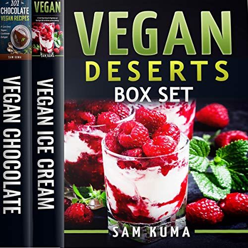 Dessert Vegan Box Set: 2 in 1 cover art