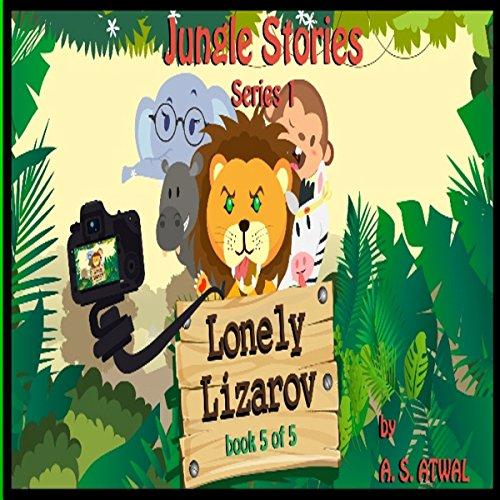 Lonely Lizarov: Book 5 audiobook cover art