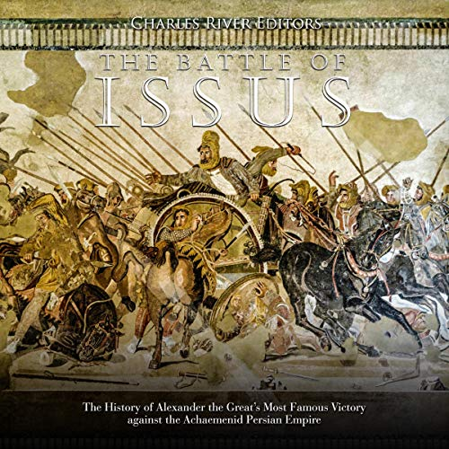 The Battle of Issus audiobook cover art