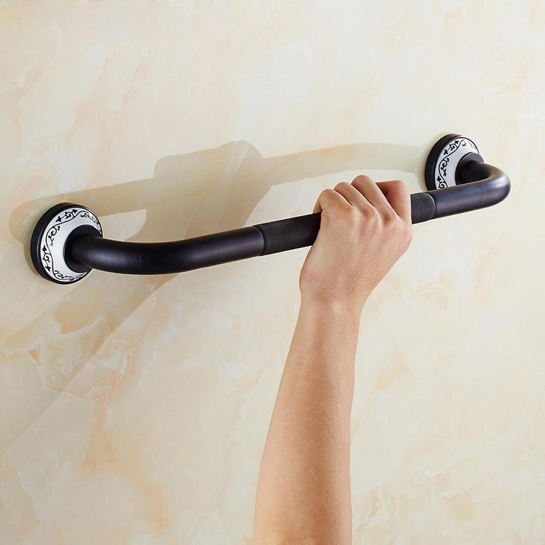 KHSKX Copper antique black grab bathroom handrails-style slip the old handrail toilet safety rails