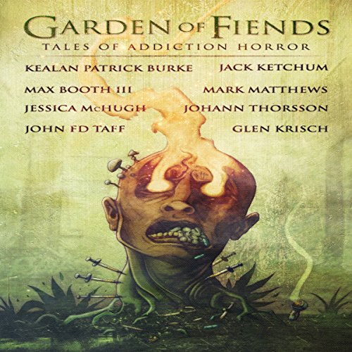 Garden of Fiends audiobook cover art