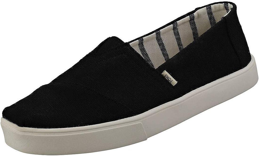 TOMS Men's Alpargata Popularity Cupsole Sneaker Virginia Beach Mall