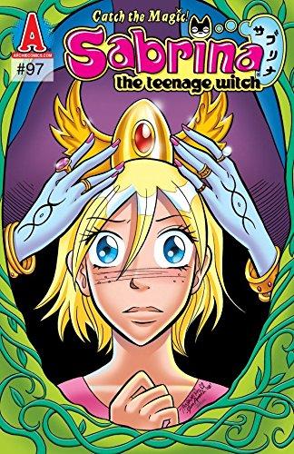 Sabrina Manga #40 (English Edition)