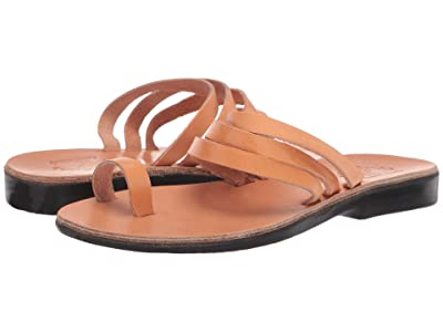 Jerusalem Sandals Angela (Tan) Women