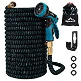 Best Expanding Garden Hoses - Garden Hose [ 2019 New Upgraded ],100 ft Review