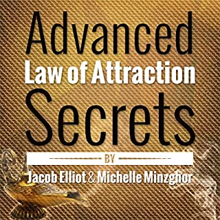 Advanced Law of Attraction Secrets audiobook cover art