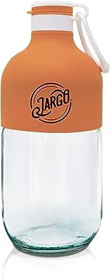 Zing Anything JG100O Jargo Mason Canteen Jar, Orange