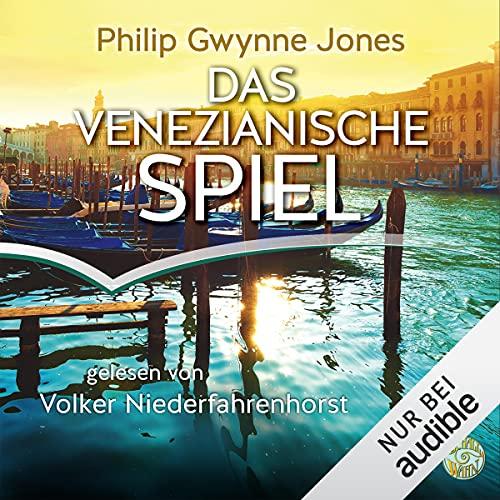 Das Venezianische Spiel: Nathan Sutherland ermittelt 1