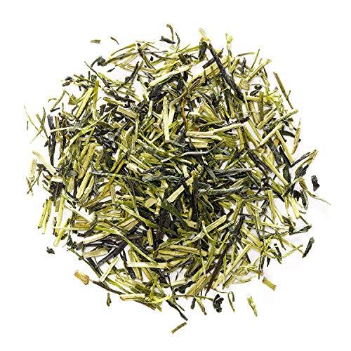 Kukicha Tee Sencha-Karigane Aus Japan - Spezialqualität Karigane – Einzigartiger Japanischer Lose Blätter Grüntee – Feine Mischung Mit Sencha - Stängel Tee 100g