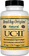 Healthy Origins UC-II (Undenatured Type II Collagen) 40 mg, 120 Veggie Caps