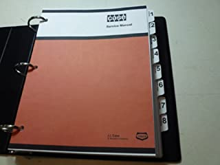 Case 1470 Traction King Tractor Service Repair Shop Manual