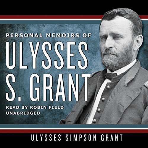 Personal Memoirs of Ulysses S. Grant cover art