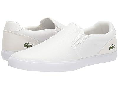 Lacoste Jouer Slip 319 1 (Off-White/White) Men