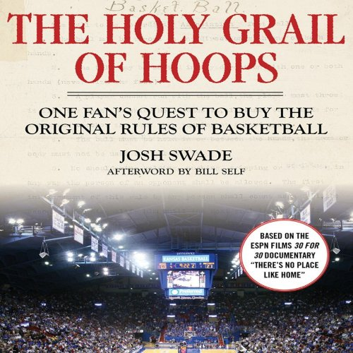 The Holy Grail of Hoops audiobook cover art
