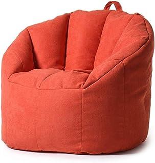 gujiu Couverture de Chaise de Sac de Haricot de canapé paresseuse, canapé bouffé sans Remplissage Design de Coquillage, Co...