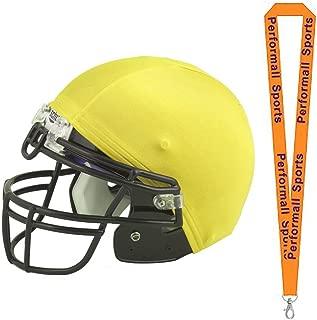 Best football helmet pinnies Reviews