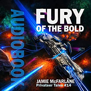 Fury of the Bold cover art