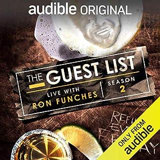 The Guest List, Season 2 cover art