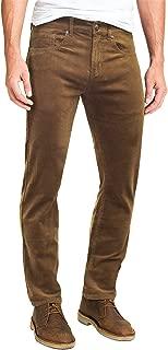 Men's Slim Stretchy Casual Corduroy Pant