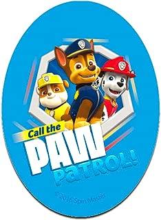 /'Ecusson bleu-5,2x6,3 PAW PATROL LA PAT/'/' PATROUILLE Paw Patrol IS ON A ROLL