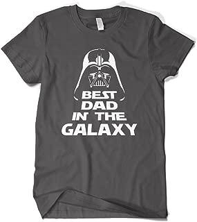 Men's Best Dad in The Galaxy T-Shirt