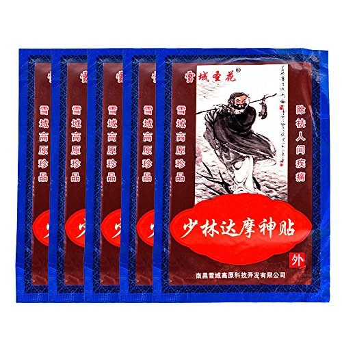 MQ 40 Patch/5 Box Chinesisches Pflaster für Rheuma Gelenkschmerzen