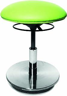 Top Star ST59S05 - Silla de Escritorio de Oficina, de algodón, Color Verde