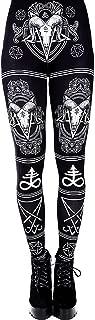 Restyle - Satanic Leggings - Womens Leggings