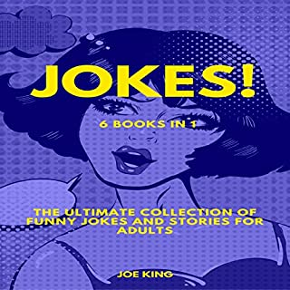 Jokes: 6 Books in 1 audiobook cover art