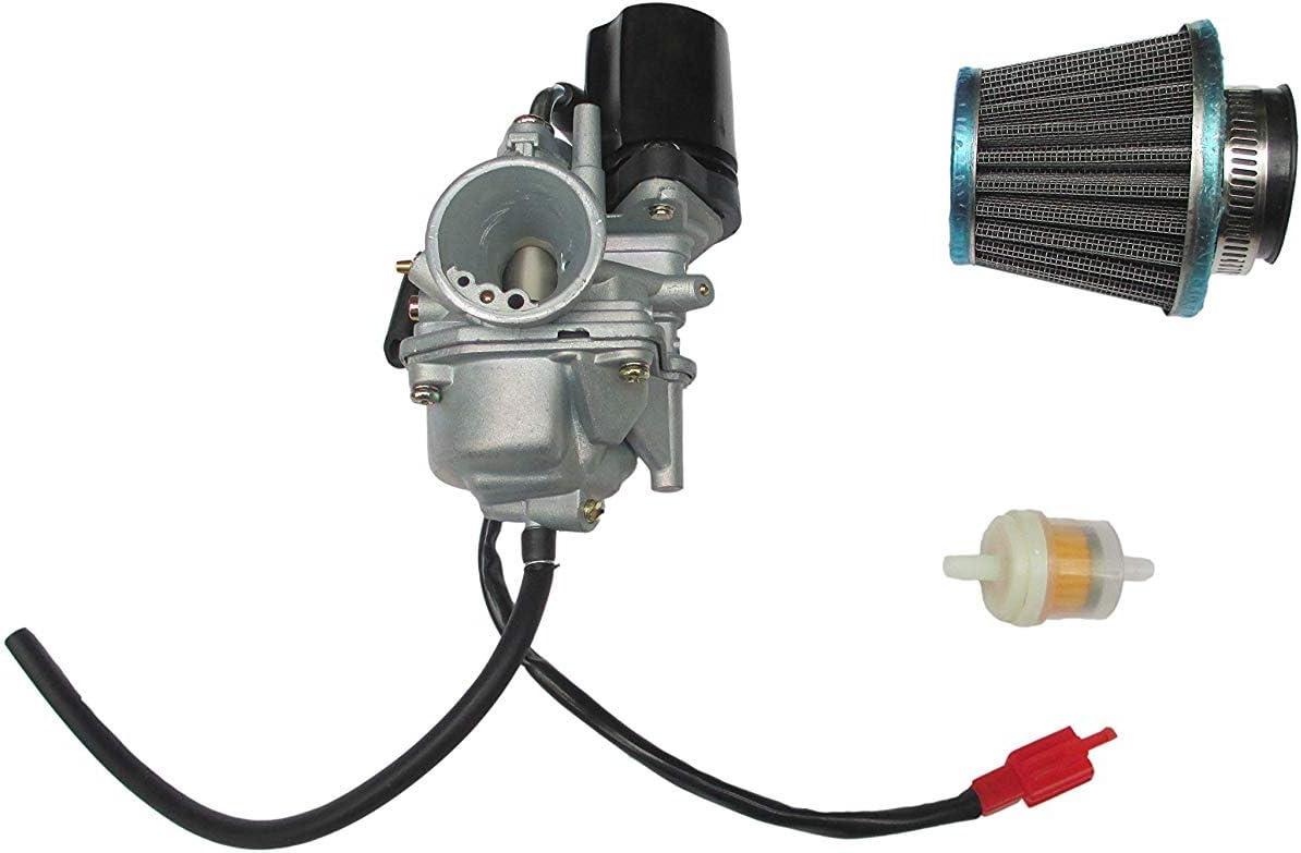 Carburetor Air Filter for Dinli Helix Beast Back JP 2021 autumn and winter Award new Di Diamond