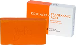 Belo Intensive Kojic Acid And Tranexamic Whitening Bar 65 g, Pack of 1