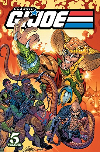 Classic G.I. Joe Volume 5