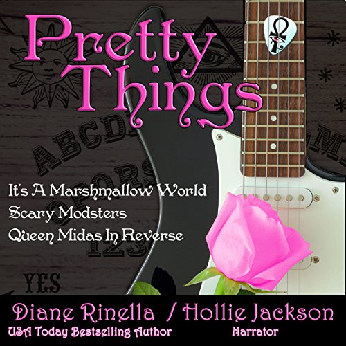 Pretty Things: The Rock and Roll Fantasy Collection cover art