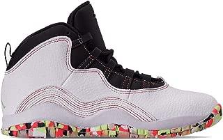 Little Kids Air Jordan Legacy 312 Off-Court Black//Gold//White AT4047 007 11C 13C