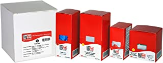 DayMark Standard First Aid Kit Refill Package 3, Fingertip Blue Vinyl Bandages, Knuckle Blue Vinyl Bandages, Finger Cots and First Aid/Burn Cream